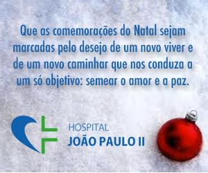 Final de Ano 2016 - Hospital Jo�o Paulo II