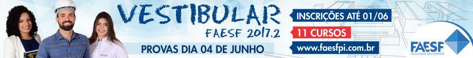 Faesf - Vestibular 2017-2