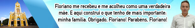 Fabio Braga - Aniversario de Floriano