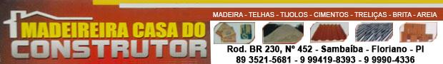 Madeireira Casa do Construtor