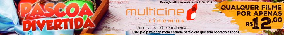 Multicine - Pascoa