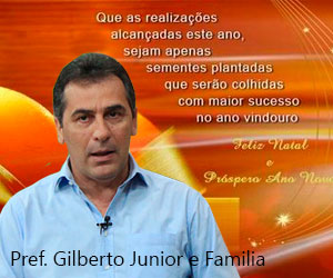 Gilberto Jr- Final de Ano 2014