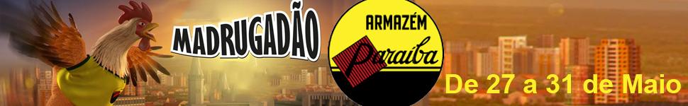 Aramazem Para�ba - Madrugad�o Maio 2019