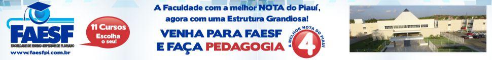 Faesf - Pedagogia