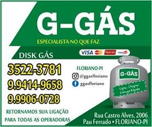 G Gás