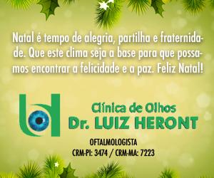 Final de Ano 2016 - Dr. Luiz Heront