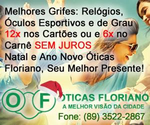 Oticas Floriano - Natal 2014