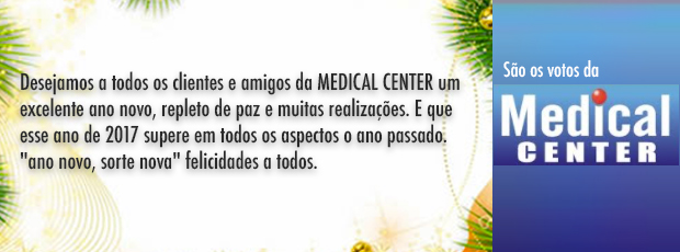 Final de Ano 2016 -  Medical Center