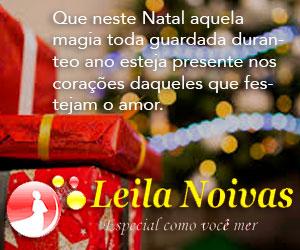 Leila Noivas - Final de Ano 2018