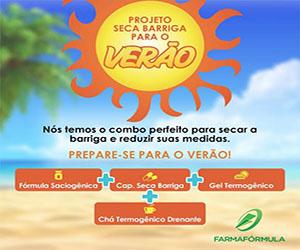 Farma Formula - Ver�o