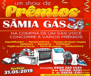 S�mia G�s - Show de Premios
