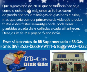 BB Gas e Supermercado - Final de Ano 2015