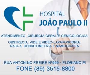 Hospital Jo�o Paulo II