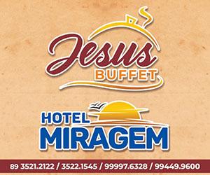 Jesus Buffet