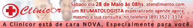 CliniCor - Reumatologista - 28 de Maio