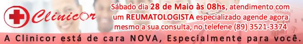CliniCor - Reumatologista - 28 de Maio