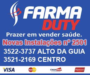 Farma Duty - Nova Instala��es