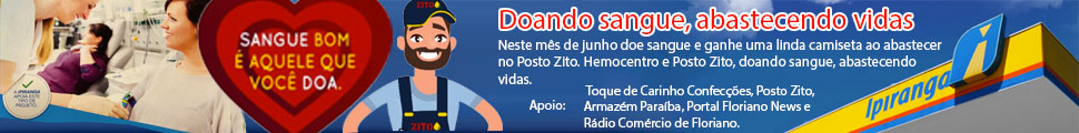 Posto Zito - Doe Sangue