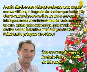 Antonio Reis - Final de Ano 2015