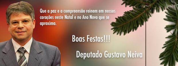 Final de Ano 2016 - Deputado Gustavo Neiva