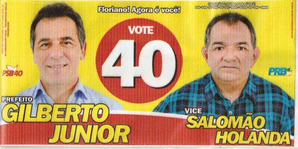 Gilberto Júnior e Salomão Holanda(Imagem:Divulgação)