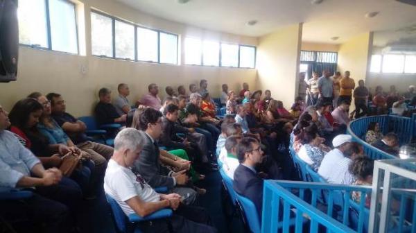Audiência pública sobre Regularização Fundiária é realizada em Floriano.(Imagem:FlorianoNews)