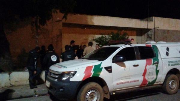 Suspeitos de vender drogas dentro de escolas são presos no interior do Piauí.(Imagem:Divulgação/Polícia Civil)