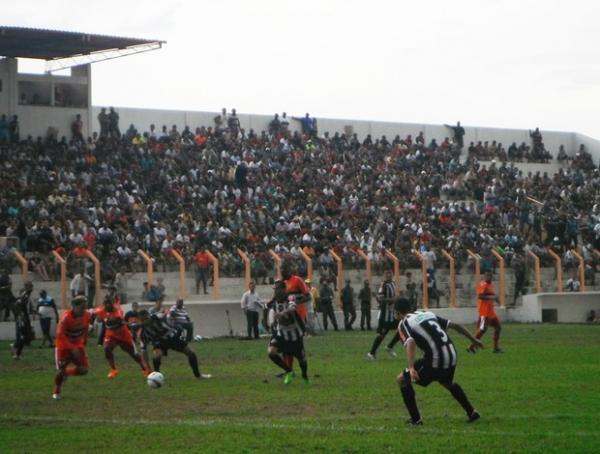 Próximo jogo do Cori-Sabbá pelo Campeonato Piauiense acontece na próxima sexta-feira.(Imagem:FlorianoNews)