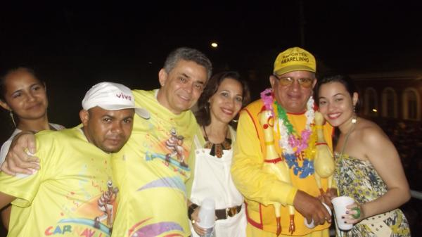 Floriano encerra com chave de ouro Carnaval das Luzes(Imagem:FlorianoNews)