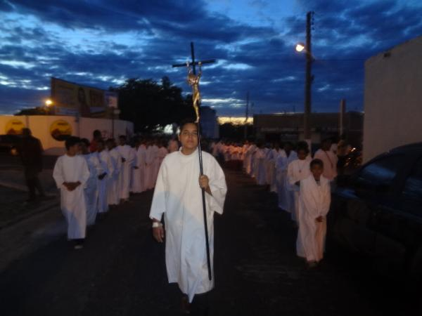 Encerrado os festejos de Nossa Senhora das Graças em Floriano.(Imagem:FlorianoNews)