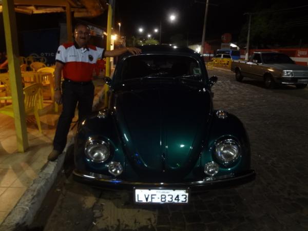 Florianense irá participar do 3º Encontro do Clube do Fusca de Patos na Paraíba.(Imagem:FlorianoNews)