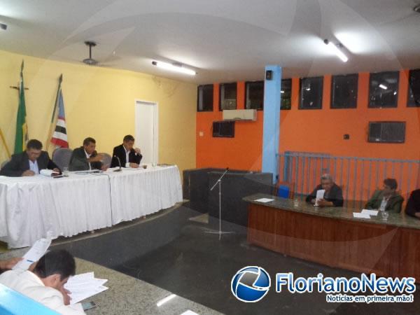 Câmara de Barão de Grajaú aprova Projeto de Lei que dá nome de ex-vereador à Unidade Básica de Saúde.(Imagem:FlorianoNews)