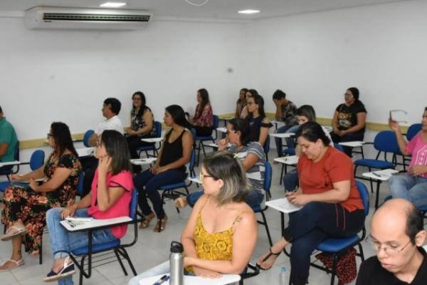 Prefeitura de Floriano realizou provas do Concurso Público 2019.(Imagem:SECOM)
