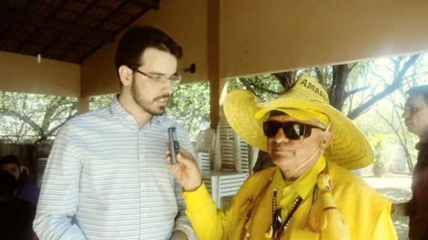 Igor Néri, Secretário de Desenvolvimento Econômico e Tecnológico do Piauí.(Imagem:FlorianoNews)
