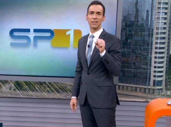 César Tralli(Imagem:TV Globo)