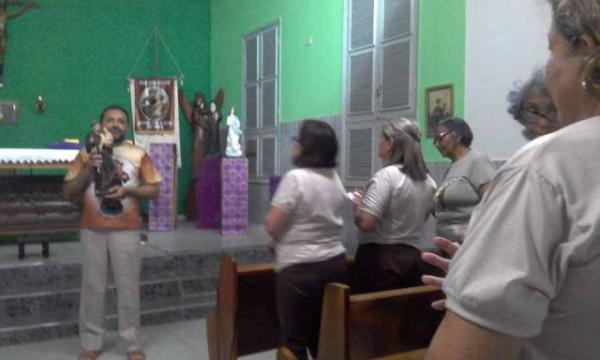 Aniversário da Pia união de Santo Antônio é celebrado com tríduo em Floriano.(Imagem:FlorianoNews)