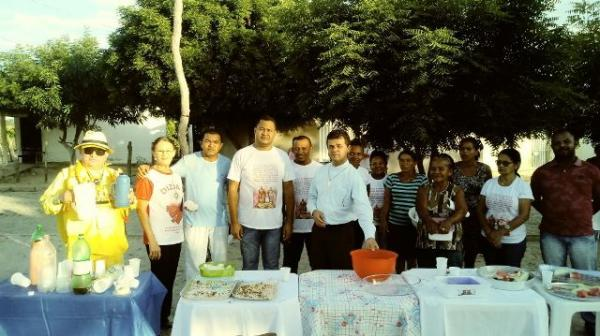 Conjunto José Pereira abre novenário do Divino Pai Eterno em Floriano.(Imagem:FlorianoNews)