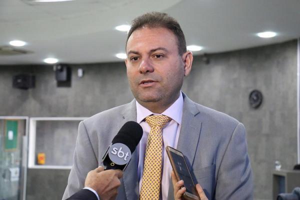 Jeová Alencar(Imagem:GabrielPaulino/CidadeVerde.com)