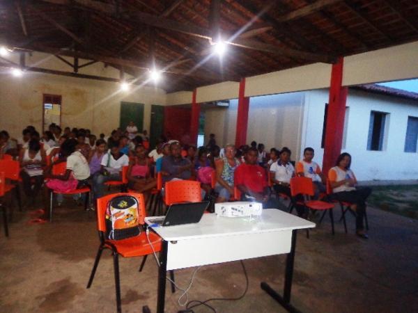 Escola realiza projeto de prevenção ao uso das drogas.(Imagem:FlorianoNews)