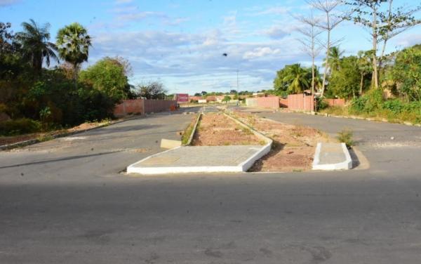 Avenida Fauzer Bucar(Imagem:Secom)