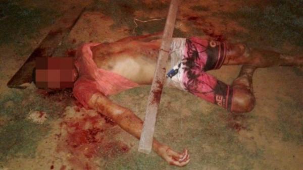 Ex-presidiário é assassinado a pauladas em Floriano.(Imagem:Divulgação)