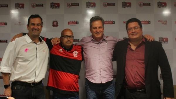 Flamengo vive turbilhão político e vê clube dividido a um mês da eleição.(Imagem:UOL Esporte)