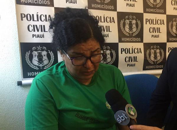 Dulcinéia Lima da Silva disse que