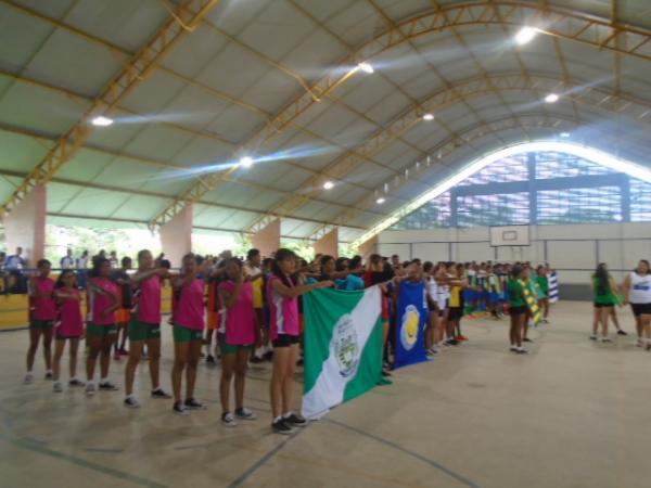 Floriano sedia etapa regional dos Jogos Escolares do Estado.(Imagem:FlorianoNews)