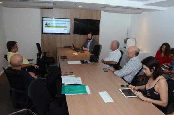 Corregedores do Matopiba discutem soluções para problemas fundiários na região.(Imagem:CidadeVerde.com)
