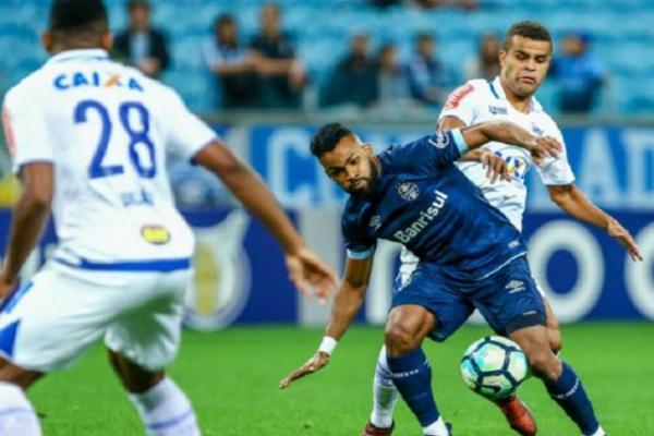 Cruzeiro vence Grêmio e assume vice-liderança.(Imagem:Goal)