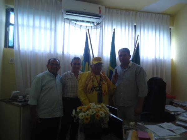 Reunião das comissões debate Regimento Interno da Câmara Municipal.(Imagem:FlorianoNews)