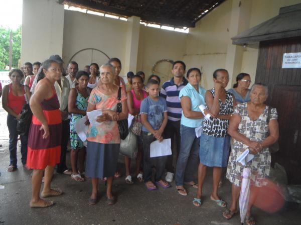Pequenos produtores rurais de Floriano recebem sementes de milho e feijão (Imagem:FlorianoNews)