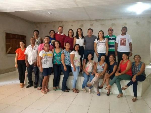 Leigos da Paróquia de São Raimundo Nonato participam de Curso de Oratória.(Imagem:FlorianoNews)