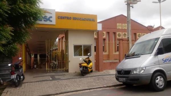 Centro Educacional do Sesc Floriano(Imagem:FlorianoNews)